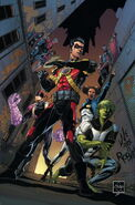 Teen Titans Vol 5-15 Cover-1 Teaser