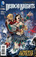 Demon Knights Vol 1-19 Cover-2
