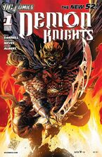 Demon Knights Vol 1-1 Cover-2