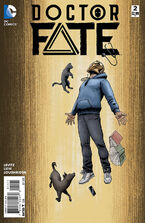 Doctor Fate Vol 4-2 Cover-2