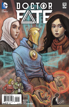Doctor Fate Vol 4-12 Cover-1