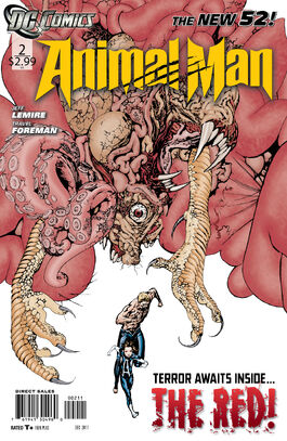 Animal Man Vol 2-2 Cover-1