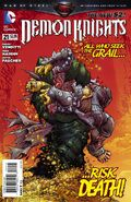 Demon Knights Vol 1-21 Cover-1