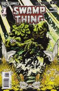 Swamp Thing Vol 5-1 Cover-1
