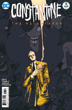 Constantine The Hellblazer Vol 1-13 Cover-1