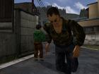Shen Charlie running