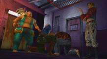 Shen2 Dou Niu and Yuan kill Ryo and Ren