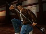 Shen Ryo sword
