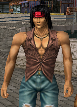 Larry Shenmue 2