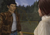 Ryo talking to Nozomi after beating Enoki