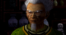 Shen2 Zhu hears Douniu
