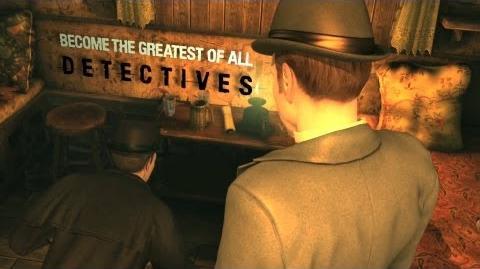 THE TESTAMENT OF SHERLOCK HOLMES E3 TRAILER