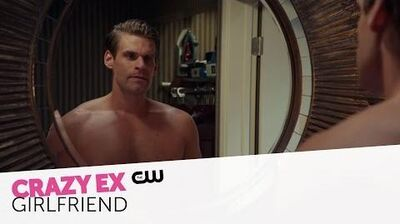 Crazy Ex-Girlfriend Trent Is Getting Ready The CW