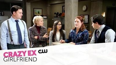 Crazy Ex-Girlfriend Who's The New Guy? The CW