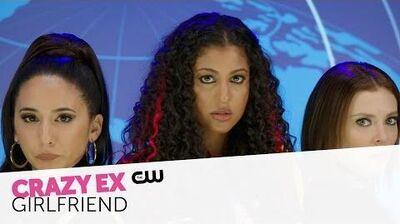 Crazy Ex-Girlfriend Friendtopia The CW