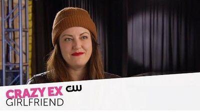 Crazy Ex-Girlfriend Inside Music Video Choreography The CW