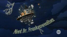 Meet Dr. Frankenweather