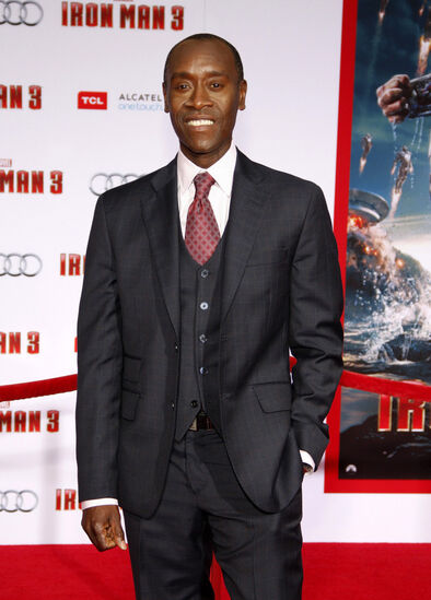 Don Cheadle Arrivals Iron Man 3 Premiere 2 b4Qp9XdUzzkx