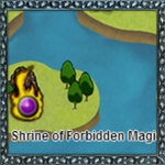 Shrine of Forbidden Magic