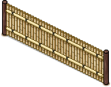 Bamboo Fence 3