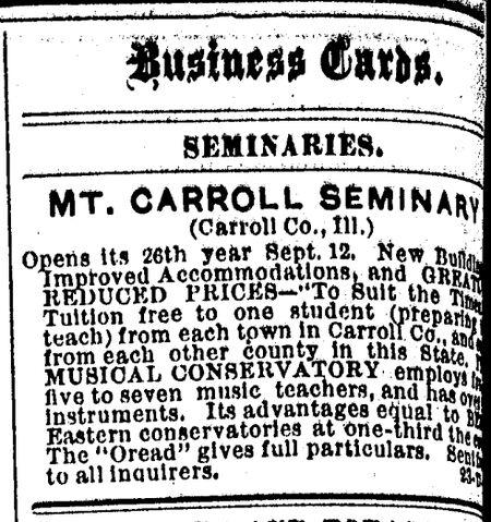 File:Freeport Journal.1879-04-30.Business Cards.jpg