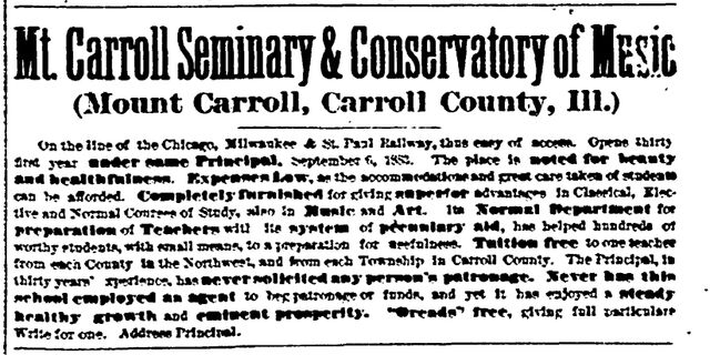 File:Davenport Gazette.1884-01-25.Mount Carroll Seminary and Conservatory of Music.jpg
