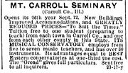 Freeport Journal.1878-07-31.The Mt Carroll Seminary