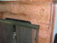 Waukegan 438 Infinity classroom fireplace