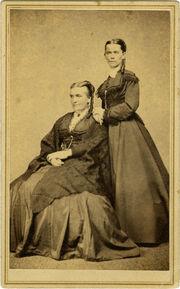 Frances Shimer Cindarella Gregory 1869