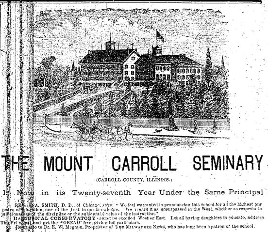 File:Milwaukee News.1879-07-30.Mount Carroll Seminary.jpg