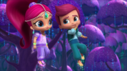 Kaz and Shimmer, Shimmer and Shine ATR