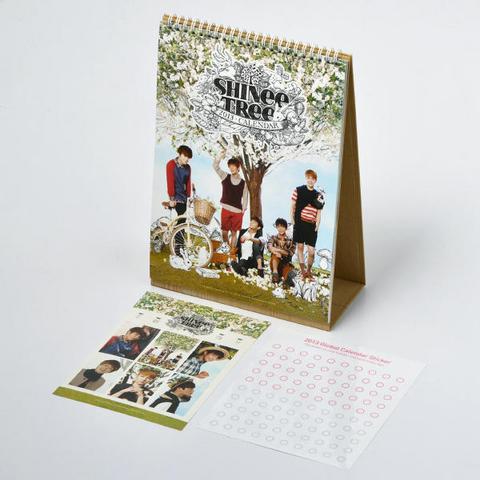 File:SHINee - 2013 Official Calendar - Desk Calendar.png