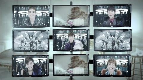 SHINee - 「Dazzling Girl」 Music Video (short ver