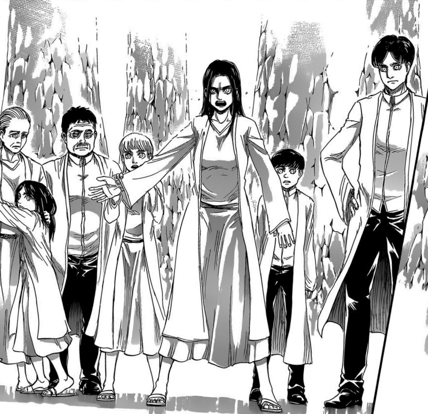 Familia Reiss | Shingeki no Kyojin Wiki | FANDOM powered ...