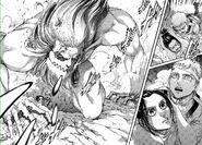 Galliard saves the warriors
