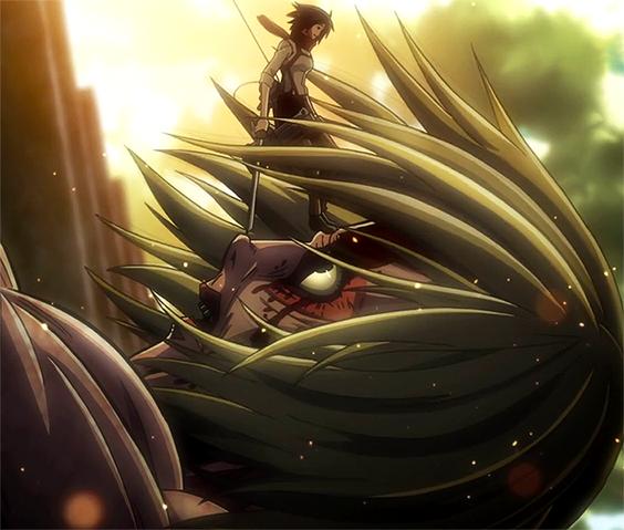 File:Mikasa intercepts Annie.png