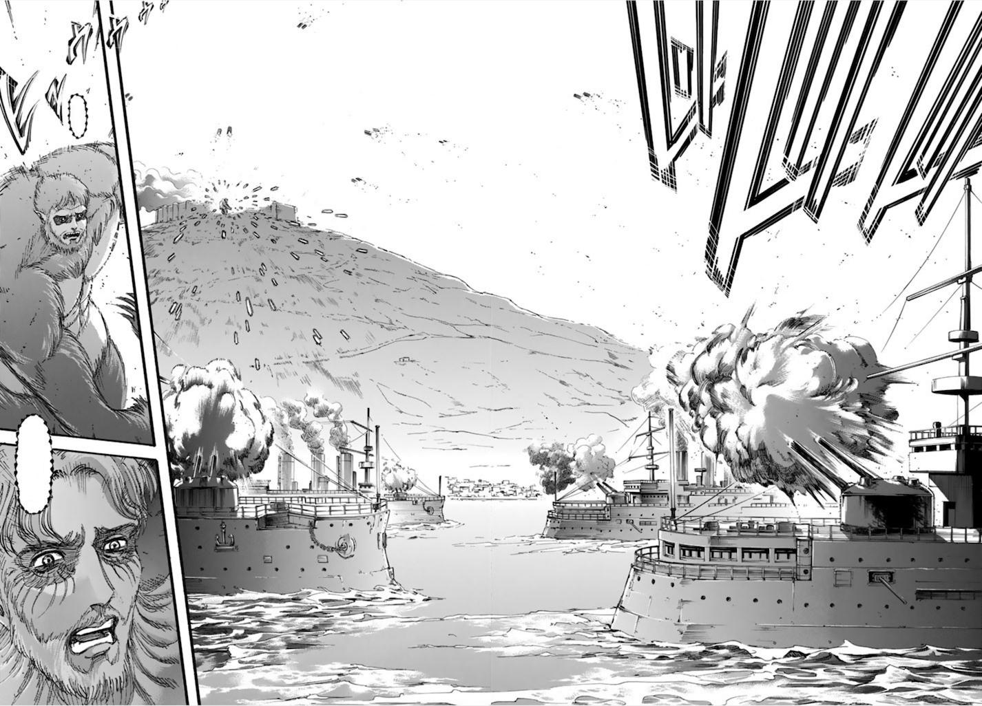 Demons Paradise Attack Titan Chapter 102 – Fondos de Pantalla