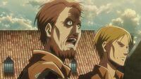 Kitts Woerman panicking over Eren