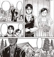Keith leaves Grisha and Carla's wedding