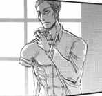 Erwin missing arm