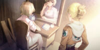 Wall Sina, Goodbye (Visual Novel)