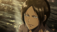 Ymir figures out Reiner's personality
