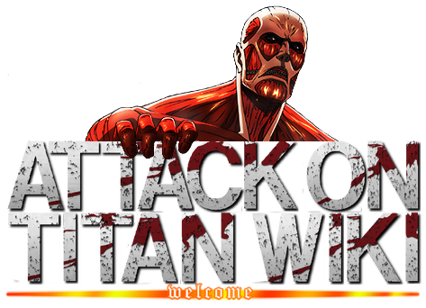 File:Attack on Titan Wiki Logo - Welcome.png