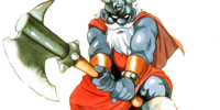 Dark Dwarf (Shining Force I)
