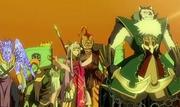 Seiran Army of Shining Tears X Wind