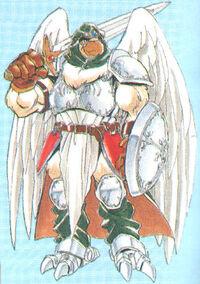 Luke (Shining Force II) image
