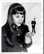 Danielle Marcot with George Carlin