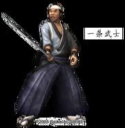 Ichijyou samurai