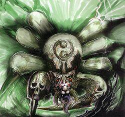 Lord Shirakumo