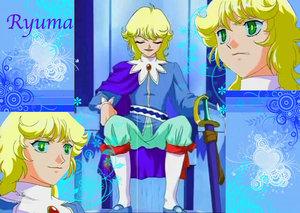 File:Ryuma Wallpaper by TagoTarTogus.jpg